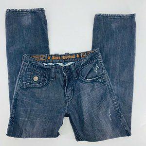 Rock Revival Jason Boot Cut Jeans